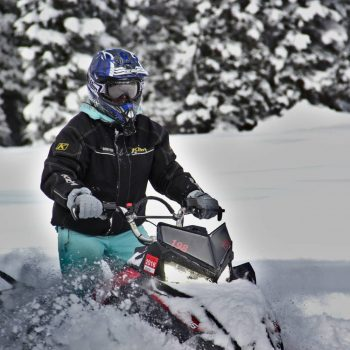 Snowmobiling 2016 Kebler Pass, Colorado