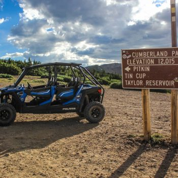 Cumberland Pass RZR4 Polaris 900