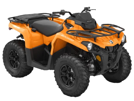 Can-Am Outlander DPS 570.2