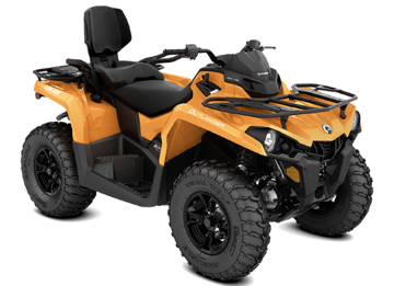 Can-Am Outlander Max DPS 2 seater