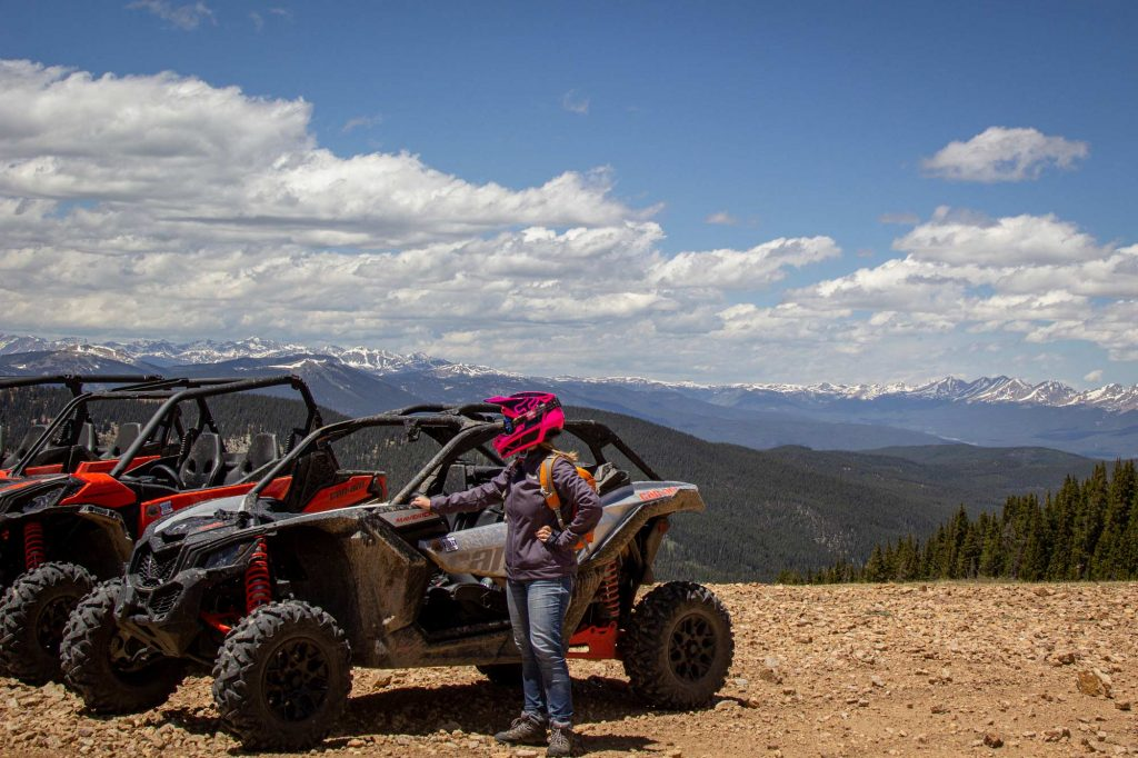 ATV Rentals Taylor Park, Colorado near Crested Butte