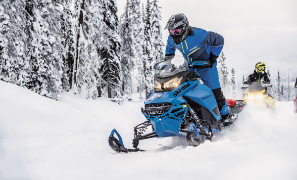 Crested Butte Snowmobile Rentals