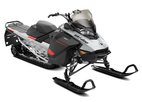 The Ski-Doo Backcountry Sport